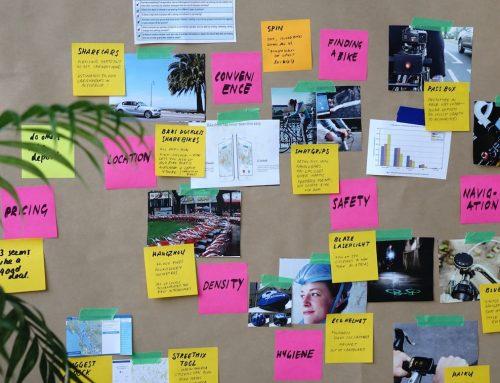 Buscando soluciones innovadoras: de la tormenta de ideas al desarrollo de concepto