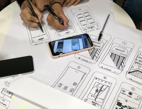 Prototipado en Design Thinking